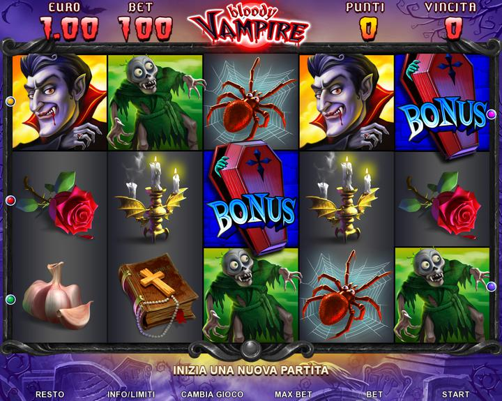 Dream Set Fever - Bloddy Vampire
