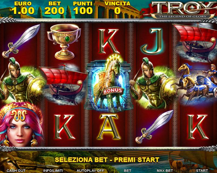 Spiele Legends Of Troy - Video Slots Online