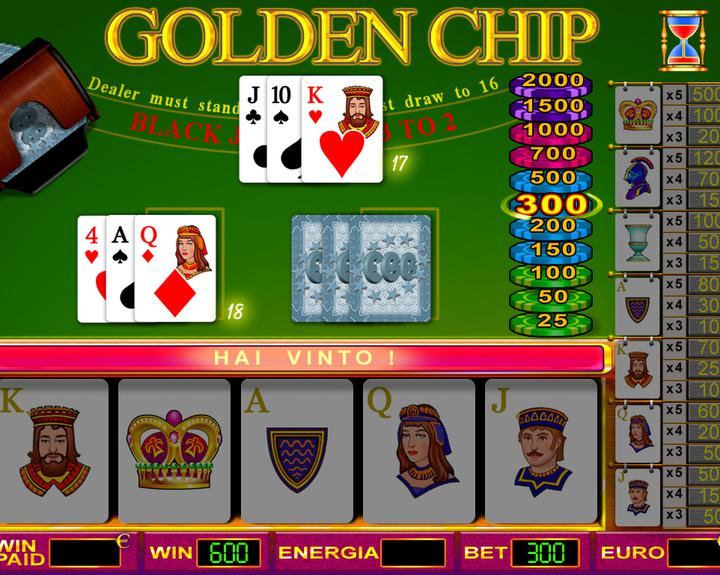 GOLDEN CHIP 1