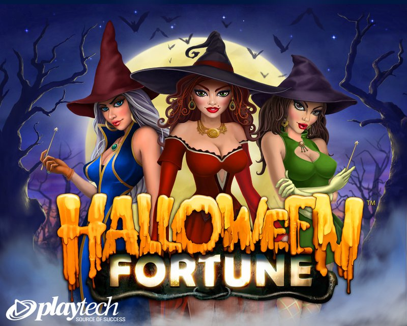 halloween fortune cover