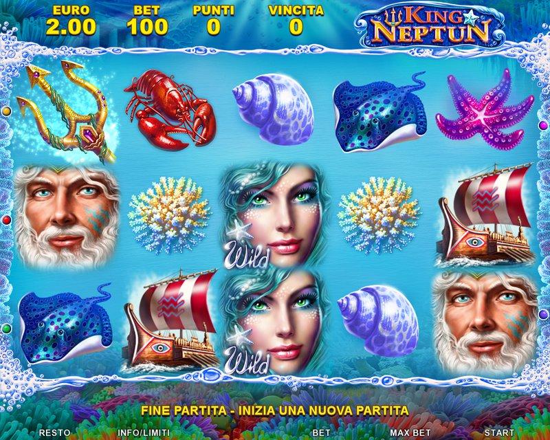 King Neptun Casino