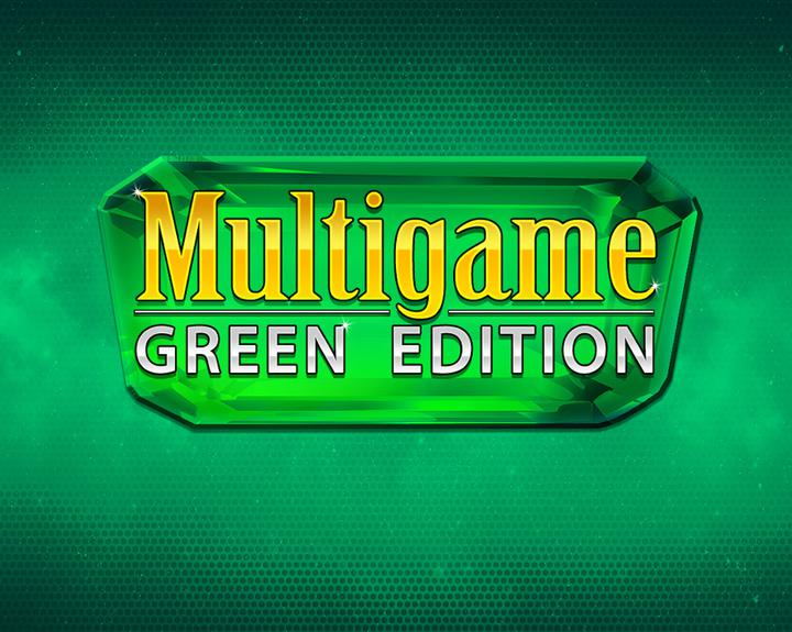 Multigame Green cover
