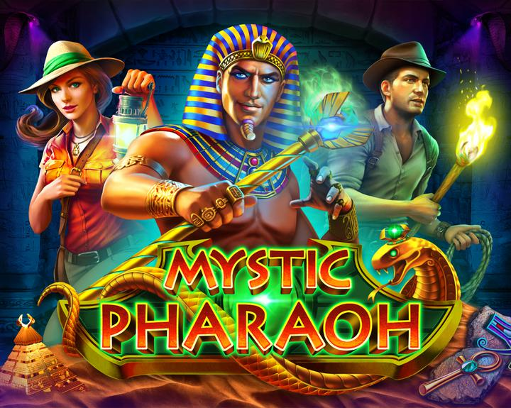 Mystic Pharaoh - Cover