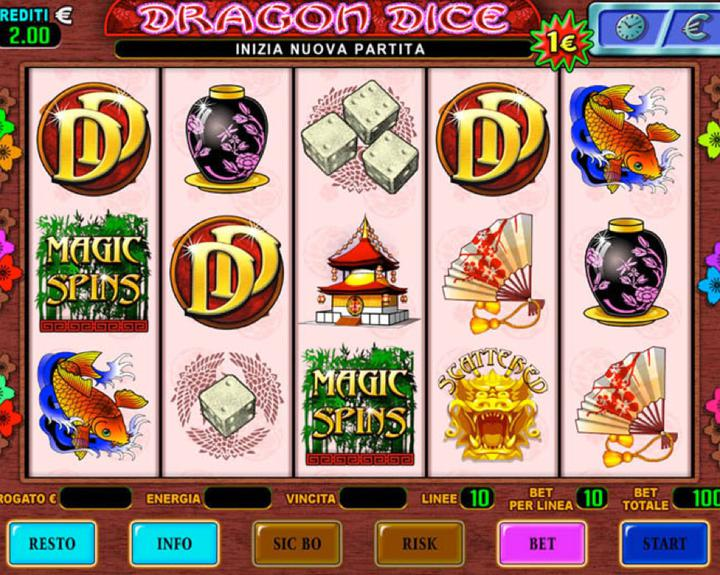 DRAGON DICE 1