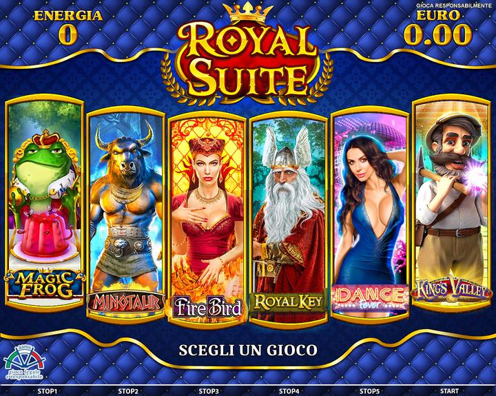 Royal Suite - 01